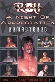ROH Night of Appreciation 2002