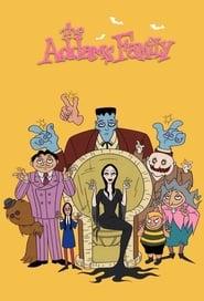 A Família Addams – A Série Animada