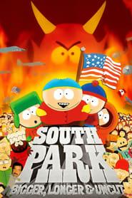 Poster South Park: Bigger, Longer & Uncut 1999