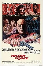 Poster Killer Force 1976