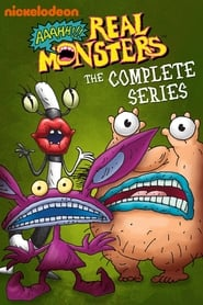Poster Aaahh!!! Real Monsters 1997