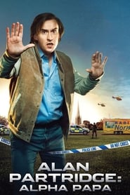 Poster for Alan Partridge: Alpha Papa