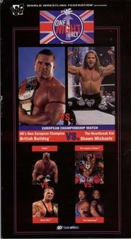 WWE One Night Only
