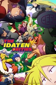 Poster The Idaten Deities Know Only Peace 2021