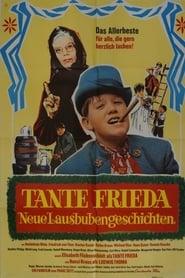 Poster Tante Frieda - Neue Lausbubengeschichten 1965