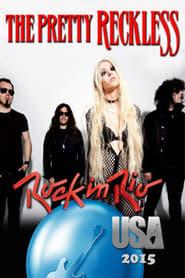 The Pretty Reckless - Rock in Rio (USA) 2015