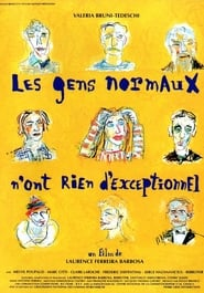 Poster Normal People Are Nothing Exceptional 1993