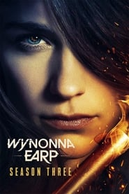 Wynonna Earp S03E01 – Blood Red and Going Down poster