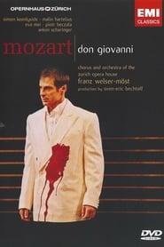 W.A. Mozart, Don Giovanni. Opernhaus Zürich
