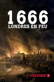 1666, Londres en flammes