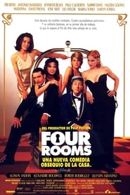 Ver Four Rooms Online