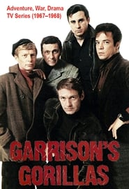 Poster Garrison's Gorillas 1968