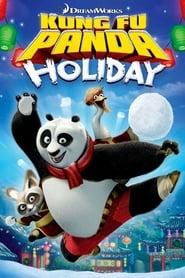 Poster Kung Fu Panda Holiday 2010