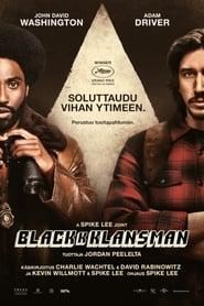 BlacKkKlansman 2018
