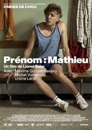 مشاهدة فيلم Prénom: Mathieu مترجم