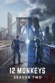 12 Monkeys: 2 Staffel