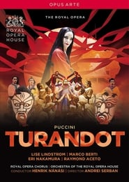 DVD cover image for Turandot : opera in three acts