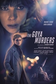 The Goya Murders (2019) poster