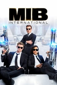 Men in Black : International Bg