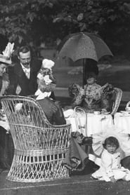 Afternoon Tea in the Gardens of Clarence House 1897