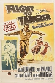 Flight to Tangier (1953)