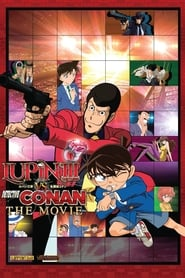 poster Lupin the Third vs. Detective Conan: The Movie