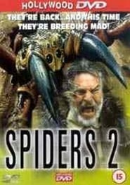 Affiche de Film Spiders 2: Breeding Ground