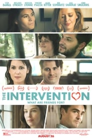 Poster for The Intervention