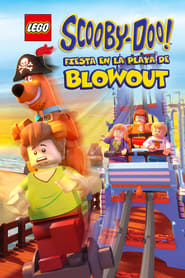 Lego Scooby-Doo Fiesta En La Playa De Blowout (2017) | Lego Scooby-Doo! Blowout Beach Bash