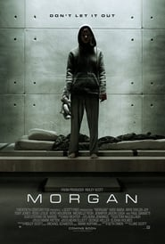 Morgan DVDrip Latino (2016) Mega