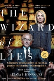 El mago de las mentiras (The Wizard of Lies) Poster