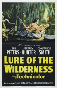 Lure of the Wilderness poster