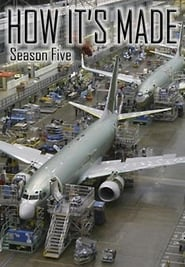 How It's Made - Season 5 (2005) poster