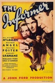 Poster The Informer 1935
