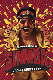 Simmba 2018 Hindi Movie BluRay 400mb 480p 1.3GB 720p 4GB 16GB DTS 1080p