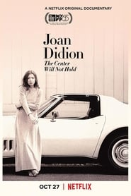 Joan Didion The Center Will Not Hold (2017)
