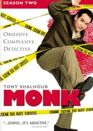 Monk: Um Detetive Diferente: Season 2