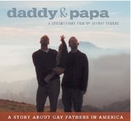 DVD cover image for Daddy & papa