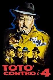 Totò vs the Four (1963)