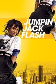 Poster Jumpin' Jack Flash 1986