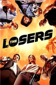 Poster for the movie, 'The Losers'