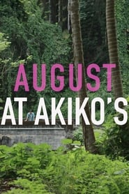 August at Akiko's (2018)
