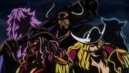 One Piece Season 21 Episode 962 : Changing Destiny - The Whitebeard Pirates Cast Ashore!