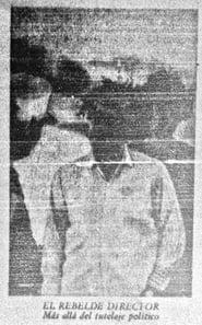 Metamorfosis del jefe de la policía política (1973)