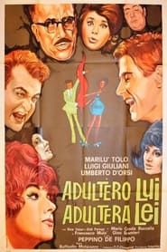Adultero lui, adultera lei 1963