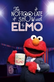 Poster The Not Too Late Show with Elmo 2020