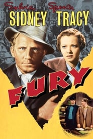 Poster Fury 1936