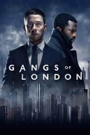 مسلسل Gangs of London