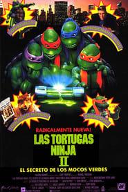 Las Tortugas Ninja II: El secreto del Ooze (1991)
