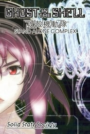 Poster Ghost in the Shell: Stand Alone Complex - Solid State Society 2007